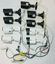 LOT of 9 Alibi Supercircuits Various Models 6MP and 5MP IP Other Securit... - $133.65