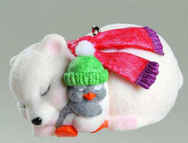 Hallmark Keepsake Ornament A Little Nap Snowball and Tuxedo Handcrafted ... - $14.70