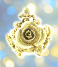 Haunted 1000X Infinitely Blessed Rose Ring Offer Only Extreme Magick 7 Scholar - $200.00