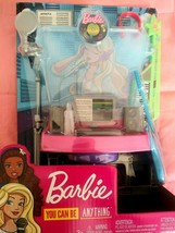 Mattel Barbie Doll Recording Studio - $24.75