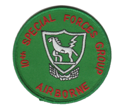 US Army 10th Special Forces Group Patch - $11.87