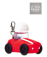 Bath & Body Works Noise-Making Race Car Pocketbac Hand Sanitizer Gel Holder - $17.47