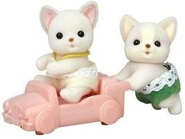Sylvanian Families Chihuahua Futago-chan - $16.24