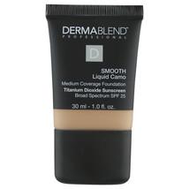Dermablend Smooth Liquid Camo Foundation  40N Chestnut - $34.58