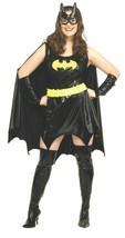 Rubies Batgirl Batman Kleid Umhang Übergröße Adult Damen Halloween Kostü... - $54.01