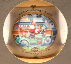Harley Davidson 1997 Christmas Ornament Ball Roadside Revelation Limited... - $15.54