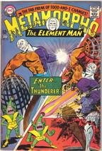 Metamorpho Comic Book #14 DC Comics 1967 FINE- - $13.08