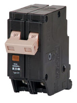 Eaton CH 40 Amp 2-Pole Circuit Breaker with Trip Flag - $38.95