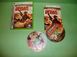 Tom Clancy's Rainbow Six: Vegas 2 (Microsoft Xbox 360, 2008) - $7.68