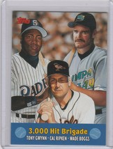 2000 Topps Combos Baltimore Orioles Baseball Card #TC10 3000 Hit Brigade - $3.00