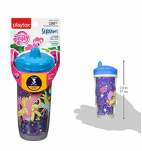 PLAYTEX - Sipsters My Little Pony Spout Sippy Cups - 9 oz. (266 ml) NEW ... - $12.83