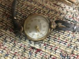Wittnauer Ladies Watch Swiss Made 1/20 10K GF Clasp (not Working) B95 - $12.59
