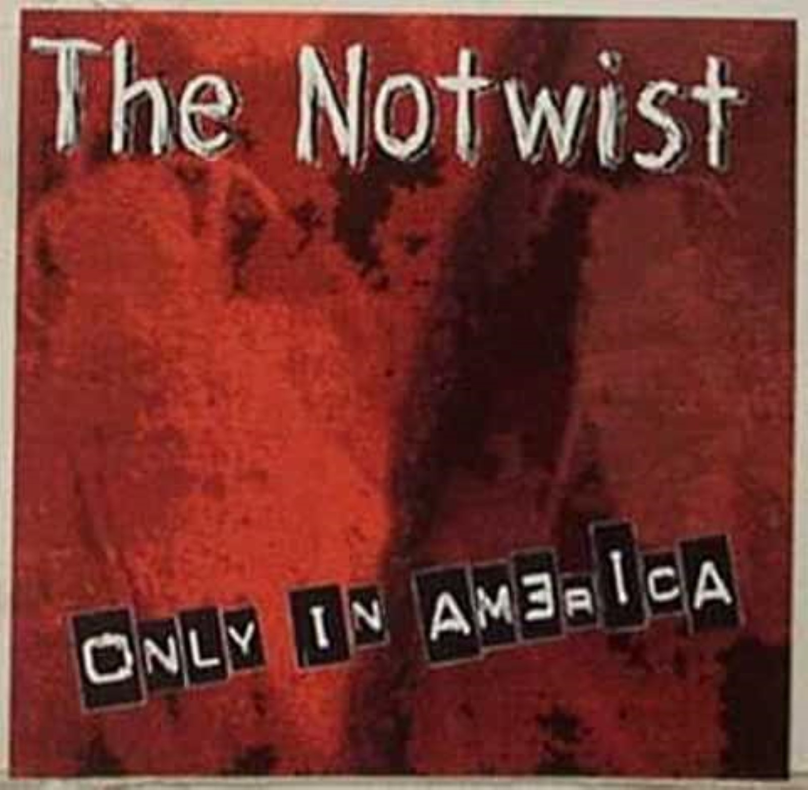 The Notwist - Only in America Cd