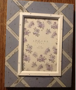 """Azzure Home 4"""" x 6"""" Picture Frame Horizational Vertical w/ Stand or Wall... - $15.00"""