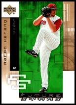 2007 Upper Deck Future Stars #24 Aaron Harang NM-MT Cincinnati Reds - $0.99