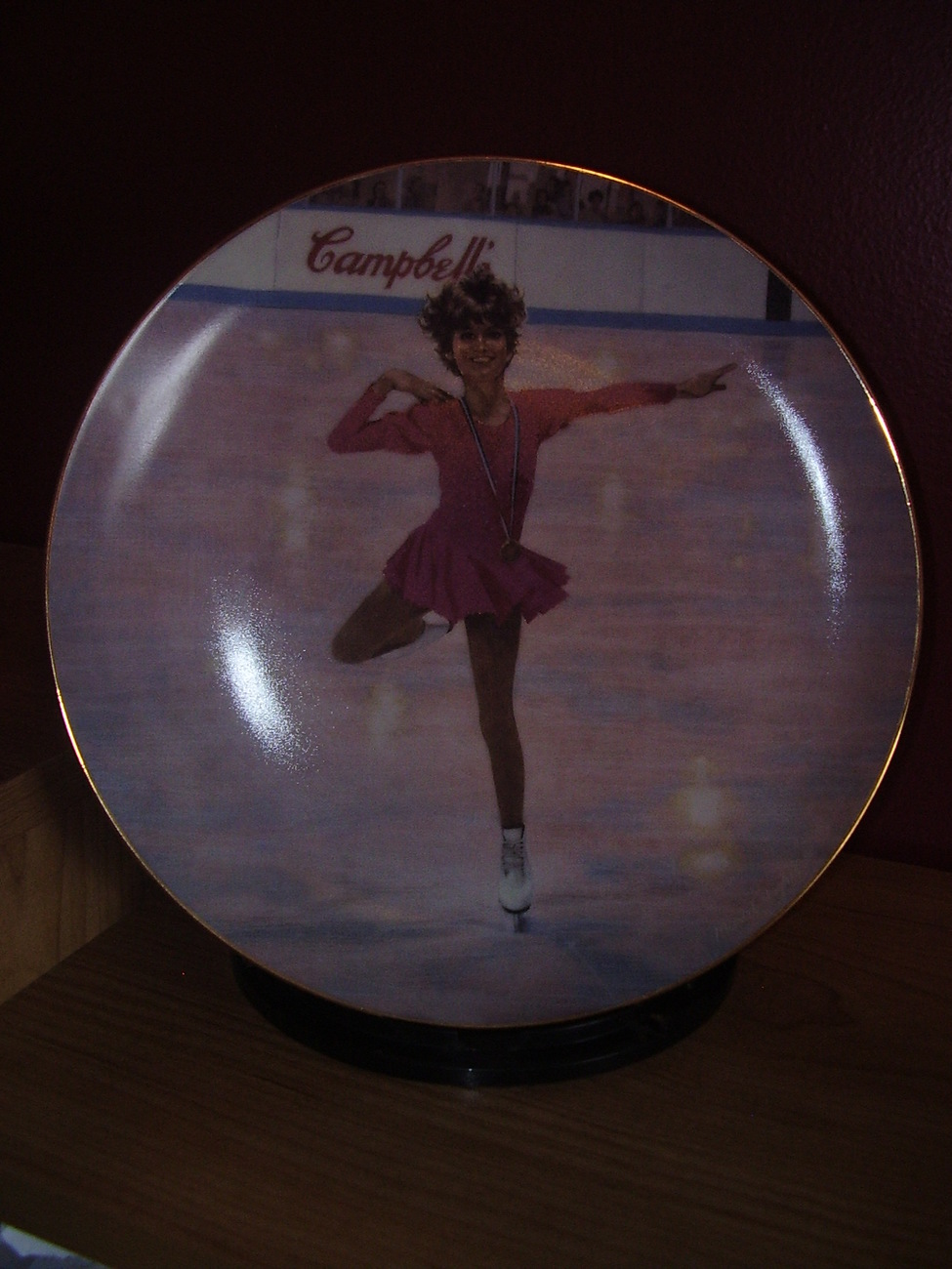 Primary image for Skate Canada Collector Plates - Set of 4