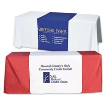 Customize Table Runner Cloth Using Your Text and Log Customized Table Runners 2' image 3