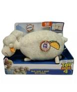 Toy Story 4 *BILLY GOAT & GRUFF* Plush With Sounds Bo Peeps Sheep 2019 New - $16.90