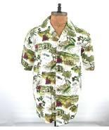David Carey Originals Mens Sz M Napa Valley Vineyards Wine Hawaiian Styl... - $49.49