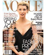 Vogue Magazine August 2006 Dressing Your Age - $2.50