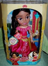 "Disney Elena of Avalor Action & Adventure ELENA 14""H Doll New - $19.50"