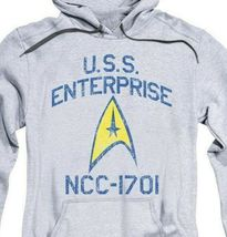 Star Trek Space U.S.S Enterprise NCC-1701 Retro Sci-Fi graphic hoodie CBS1509 image 3