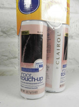 Clairol Root Touch Up Color Refreshing Spray Black Twin Pack 1.8 Oz New Sealed - $11.13