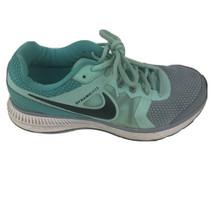 Nike Zoom Winflo Grey Teal Womens Running Sneaker 684490-011 Size 6.5 - $34.60