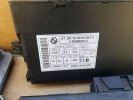 2012 Mini Cooper R56 DME ECU ECM EKS CAS3 Eng Computer Ignition Switch Fob Tach image 5