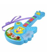 Multi-function Cartoon Music Guitar Toy Electronic Keyboard,36 x 17 CM/Z - $29.33
