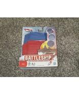 Hasbro Fun on the Run Battleship Tactical Combat Travel Game Ages 7+ 2 P... - $9.49