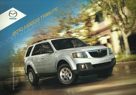 2010 Mazda TRIBUTE sales brochure catalog 10 US i s Escape - $6.00