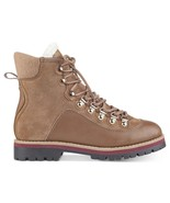Womens Tommy Hilfiger Boots Tonny Cold Weather Brown Lace Up Hiking Boot... - $46.72