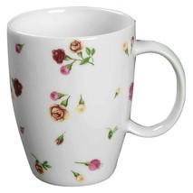 4 COFFEE MUGS Country Rose Buds by ROYAL ALBERT - $54.44