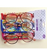 3pk Foster Grant Women's +3.00 Limited Edition Zinna Reading Glasses - $14.85