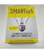 Mattel Games SMARTish Trivia Board Game | For 2-12 Players New Sealed - $31.20