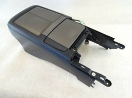 04 Lexus GX470 center console, back section 58910-60040 w/cup holders black - $140.24