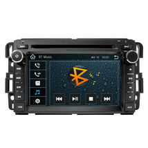 CHEVROLET SUBURBAN 2007-2012 NAVIGATION GPS TOUCHSCREEN RADIO BLUETOOTH DVD image 4