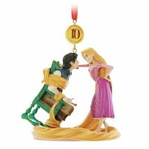 Disney's Tangled 10th Anniversary Limited Figure Ornament, NEW - $35.00