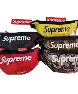 Supreme Box Logo Fanny Shoulder Bag Stud Waist Pack Backpack Messenger F... - $44.95