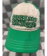 Kiss Me I'M Irisches Grün Baseball Verstellbar Erwachsene Kappe Hut - $12.11