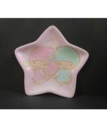 SANRIO Little Twin Stars Star-shaped Melamine Small Plates Dishes 15.5cm... - $12.50