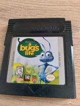 Nintendo GameBoy Disney*Pixar A Bug's Life image 1