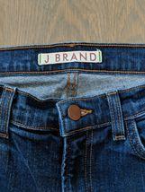 J Brand 28 Aruba Denim Skinny Slim Stretch Medium Wash Jeans Womens Pants image 5