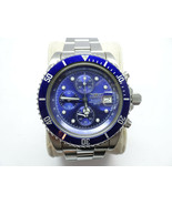 VINTAGE INVICTA PRO CHRONOGRAPH AUTOMATIC WR200 HYBRID KINETIC WATCH FOR... - $595.00
