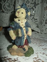 "1996~Boyds Bears & Friends~2282~""Momma McBear Anticipation""~Bearstone Collection - $4.88"