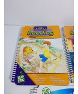 LeapFrog LeapPad Educational Book Only Pooh Scooby Dots Reading Phonics ... - $4.94