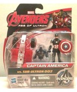 Marvel Avengers War Machine Thor Hulk Captain America Action Figures - $11.99