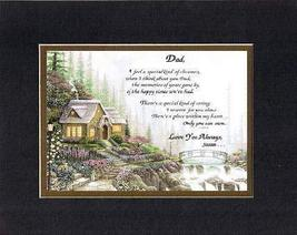 Personalized Touching and Heartfelt Poem for Father - I Feel A Special Kind of C - $22.72