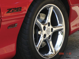 1998 Chevrolet Camaro Z28 Coupe For Sale In Mooresville, NC 28115 image 3